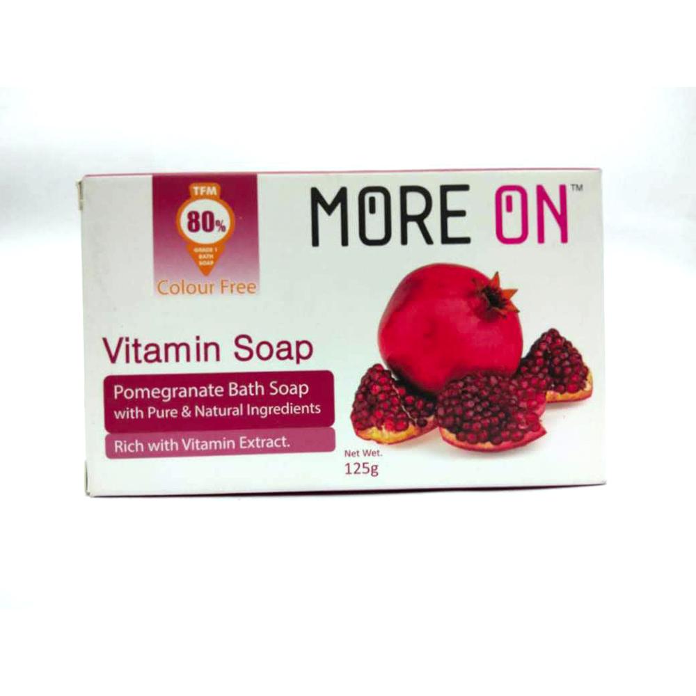 More On Vitamin Soap