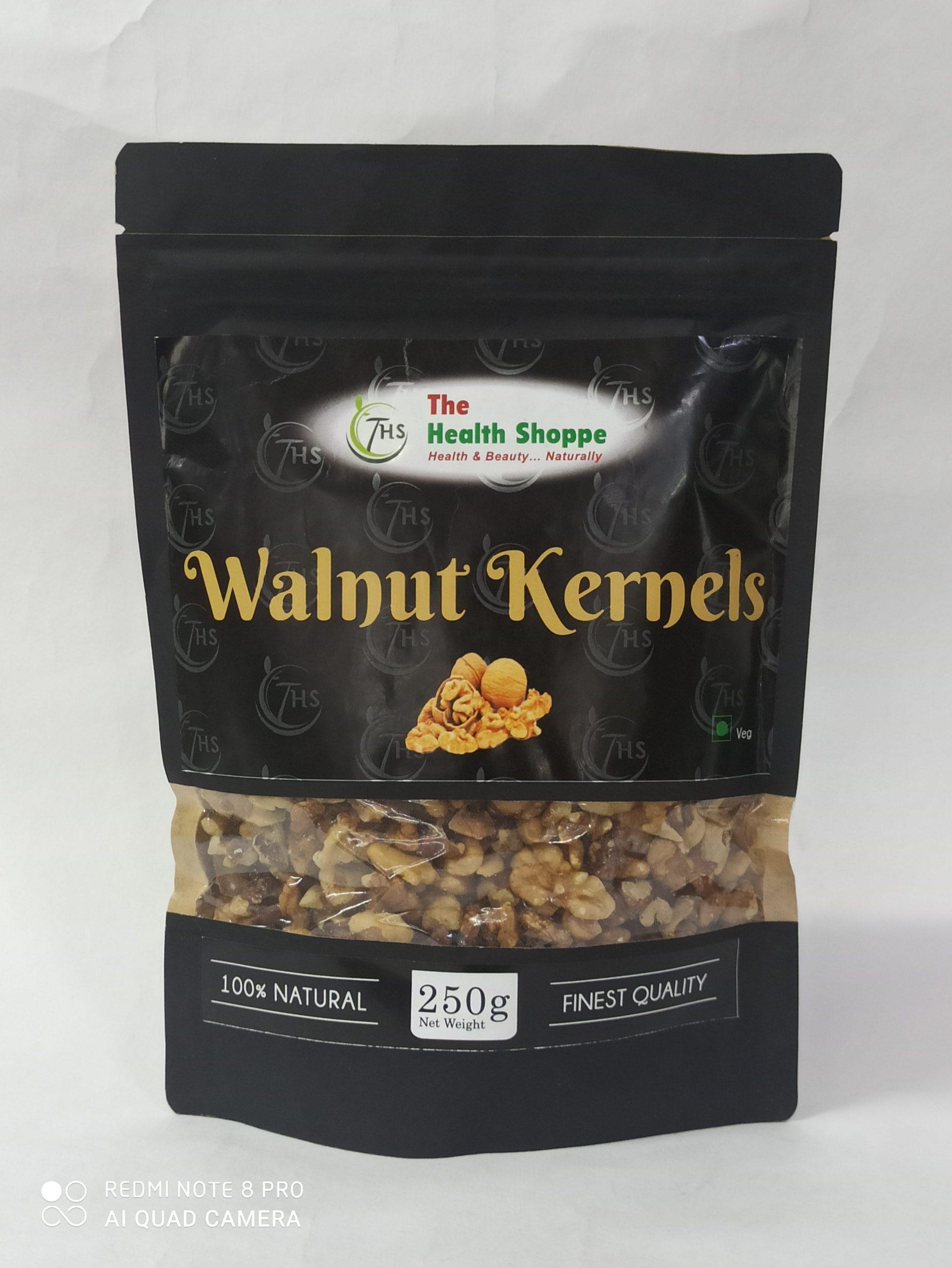 """THS""Walnut Kernels 250gm"