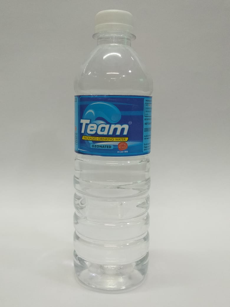 TEAM Packaged Drinking Water - 500 ml