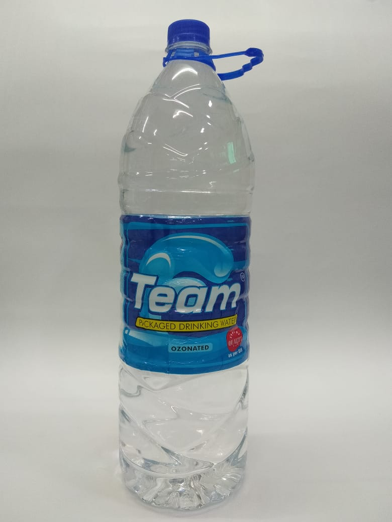 TEAM Packaged Drinking Water - 2 lit