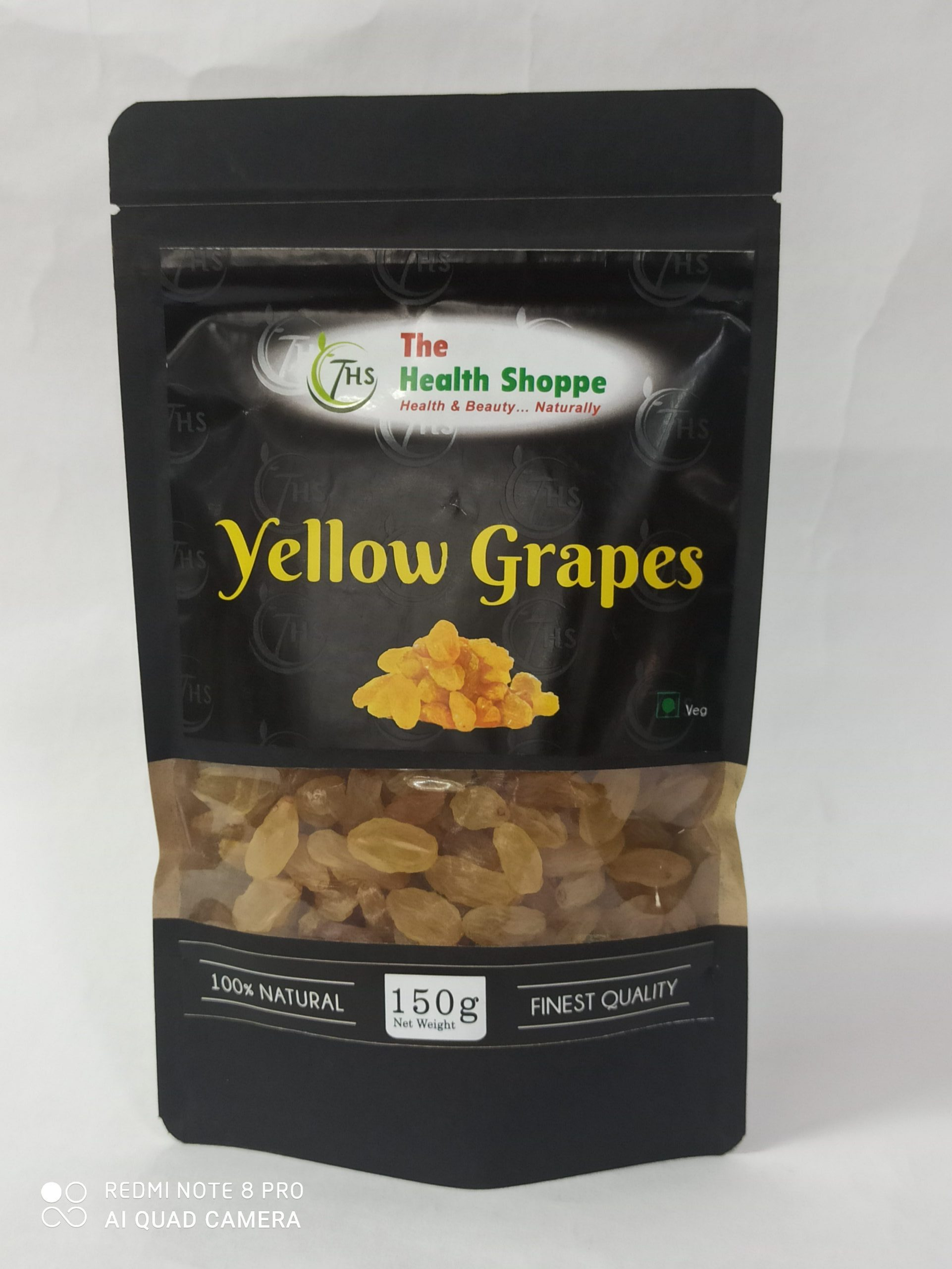 """""""THS""""Yellow Grapes 150gm"""