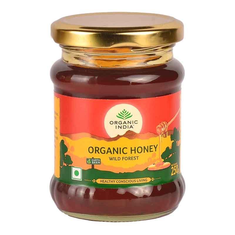 Organic India Forest Honey