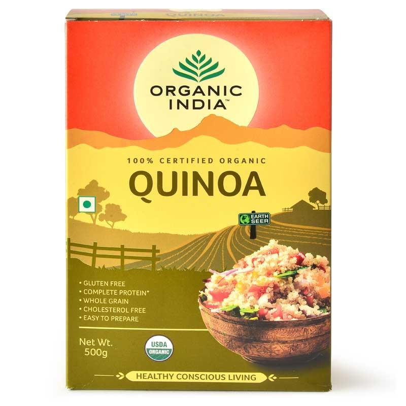 Organic India Quinoa - 500 grams
