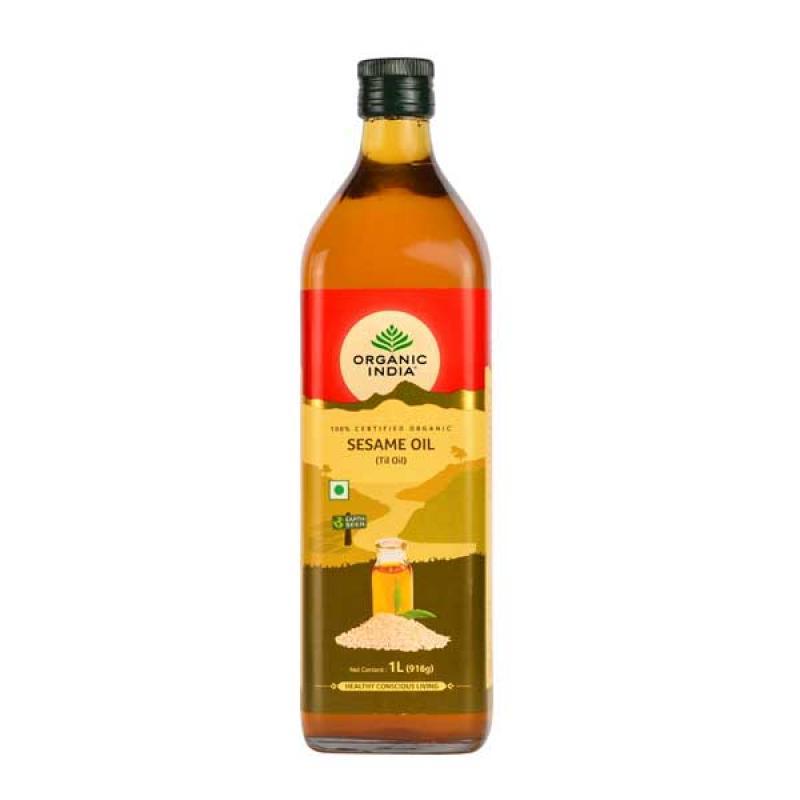 Organic India Sesame Oil