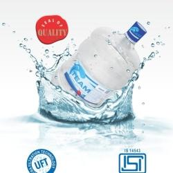 TEAM Packaged Drinking Water - 20 lit
