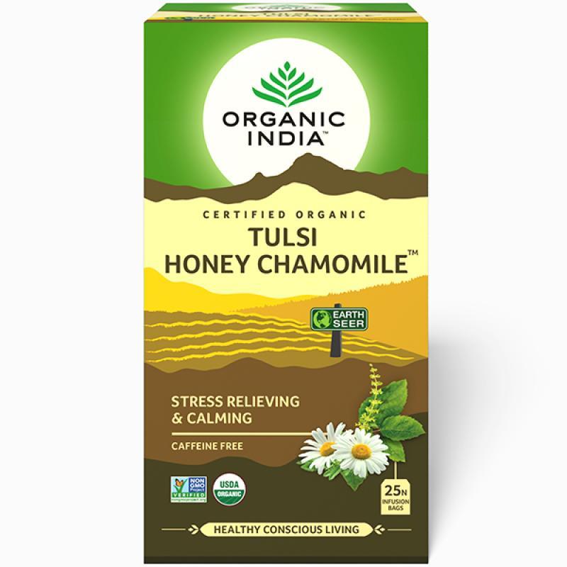 Organic India Honey Chamomile