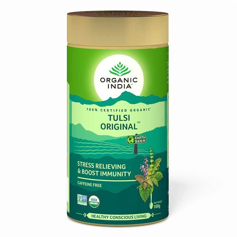 Organic India Tulsi Original Green Tea