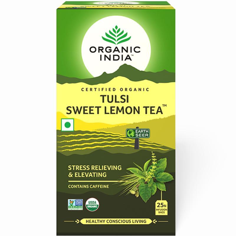 Organic India Sweet Lemon Tea